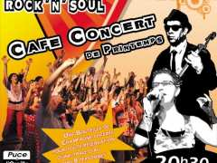 Foto CONCERT du Choeur Rock'nd Soul THE BUZZ