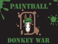 photo de Paintball DOnkey War