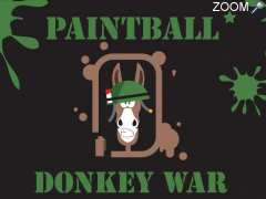 foto di Paintball Donkey War