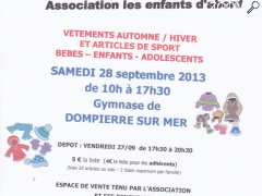 photo de association les enfants d'abord