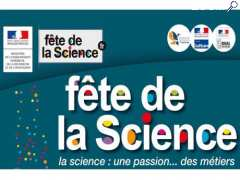 photo de Fête de la Science les 6,7,13 et 14 octobre